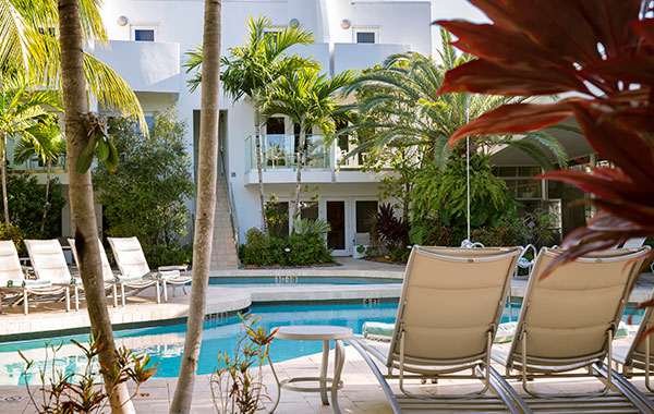 2 Bedroom Flat Pool View of Santa Maria Suites Resort